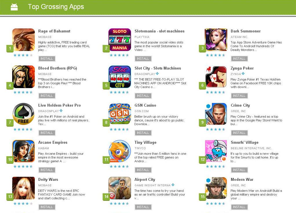 Download the latest version of Google Play Store (APK ...