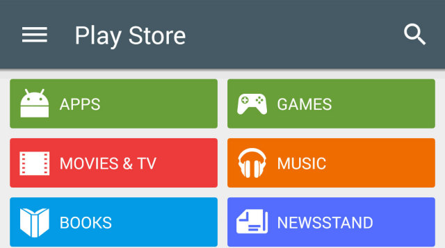 play store app download free for tablet