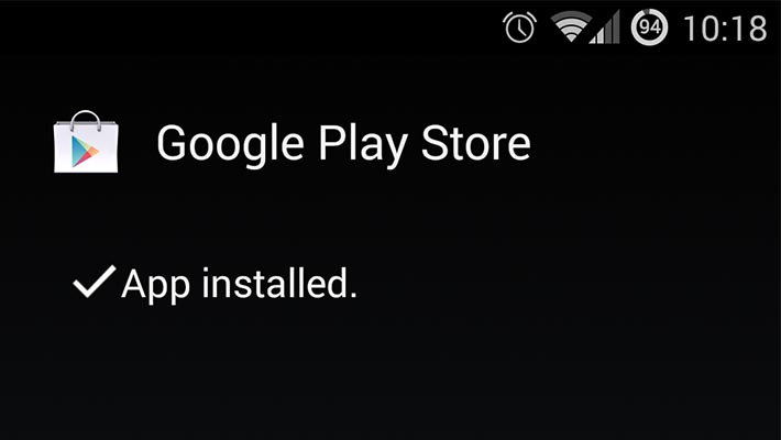 www.google play store app install